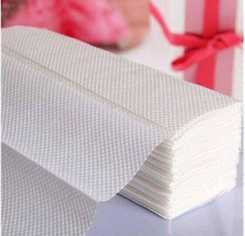 Cheapest price multi fold good quality embossed paper hand towel, hand tissue paper, N fold towel paper tissue