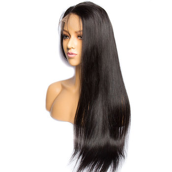 150% 180% Density HD Full Lace Human Hair Wigs For Black Women,Wholesale Brazilian Virgin Hair Transparent Lace Front Wig