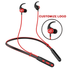 New Trending Wireless Bluetooth Headphones IPX4 Waterproof Bluetooth Earphones with Magnetic Connection Sport Earbud for Running