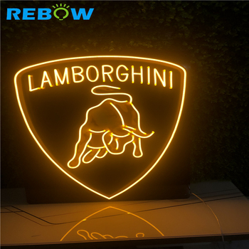Custom LED Neon Display Letter Sign for Shop Bar Decoration