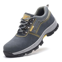 winter executive midsole industrial construction steel toe safety shoes for men