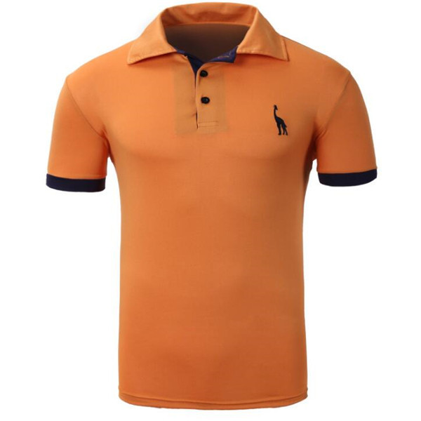 Plain leere slim fit großhandel custom männer polo-shirt