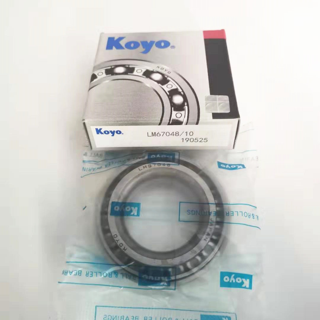 Koyo LM67048 Tapered Roller Bearing Cone
