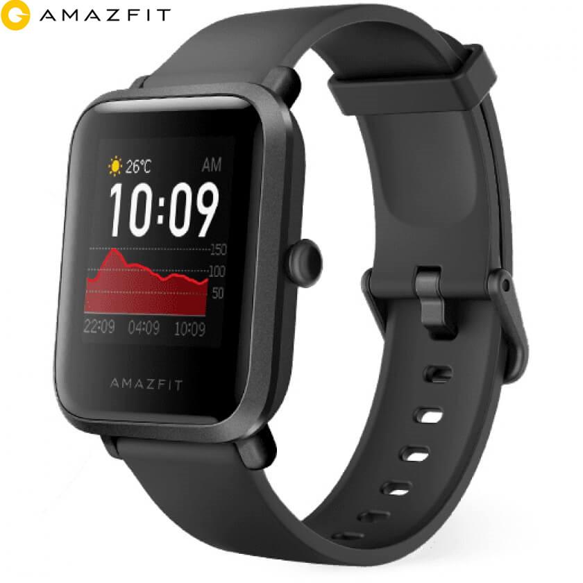Stock listo Xiaomi Huami GPS inteligente batería de larga vida Amazfit Bip S deportes SEGUIMIENTO DE 5TM resistencia al agua inteligente reloj de pulsera