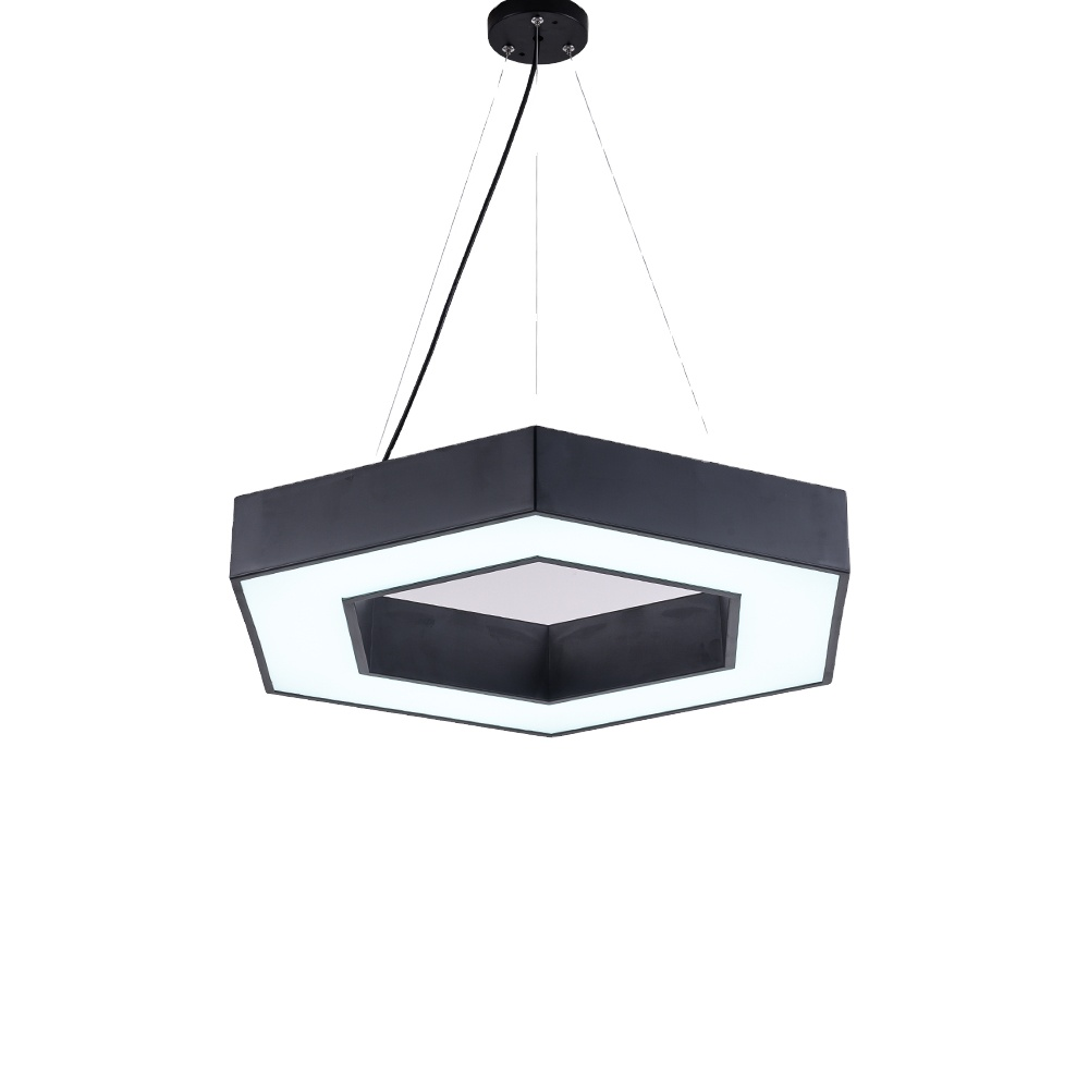 Modern Simple Commercial Indoor Lighting Lamp Chandeliers led Shop Hanging Pendant Light