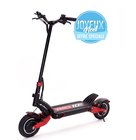 Trottinette electric zero 10x-(52 v 18,2ah-52 v 22.4ah)