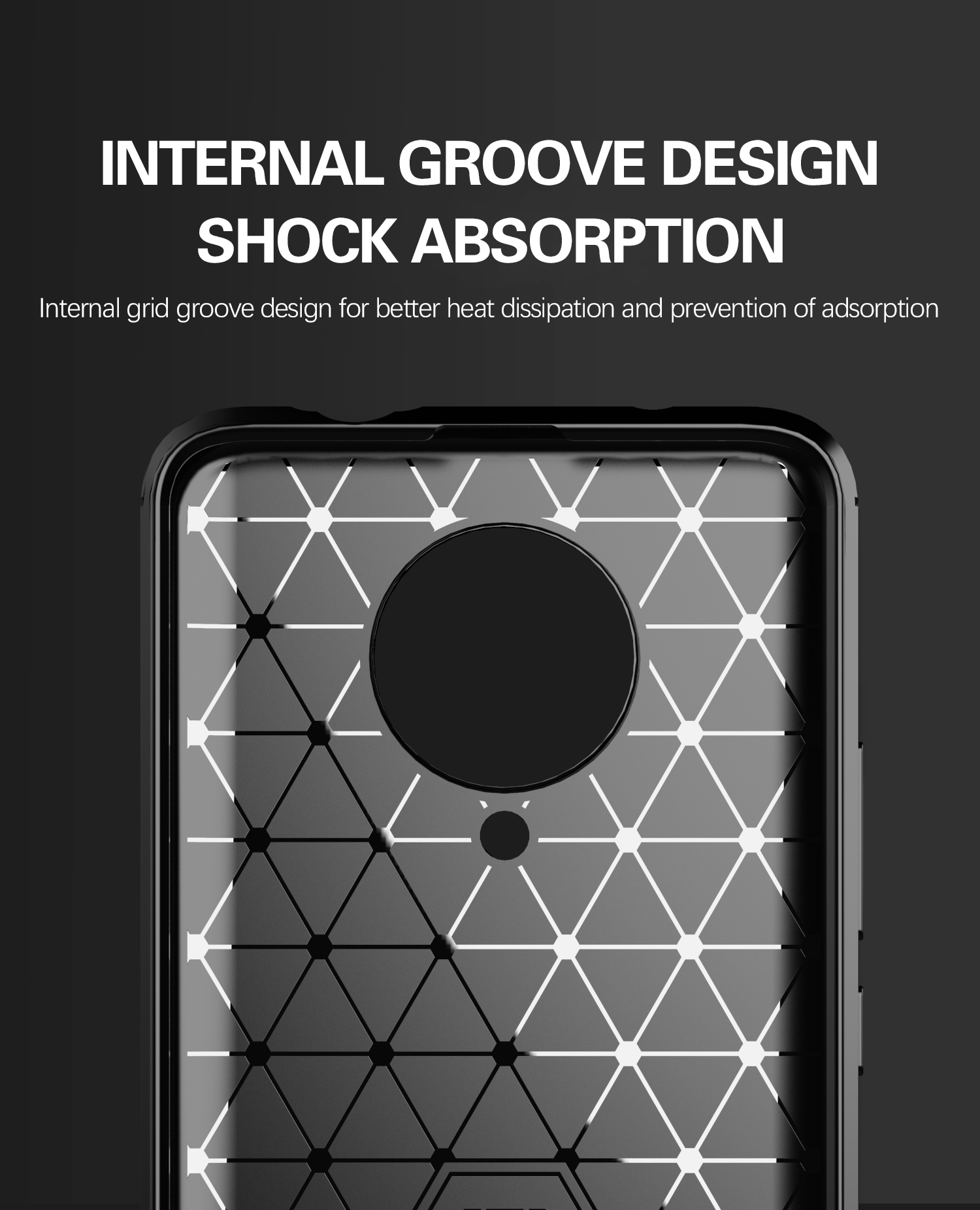 Carbon Fiber Shockproof Soft TPU Back Cover mobile Phone Case For xiaomi poco f2 Pro