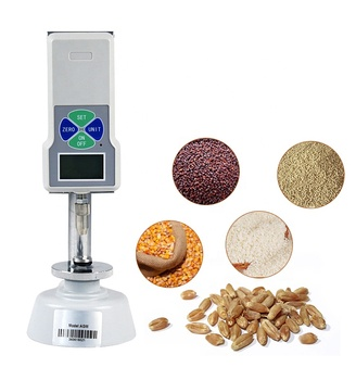Digital Grain Hardness Tester AGW for Seed Fodder Paddy Rice Cereal Haedness Tester with High Accuracy