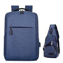 15,6-дюймовый рюкзак для ноутбука, мужской деловой Рюкзак Mochila, водонепроницаемый Противоугонный рюкзак с usb-зарядкой, дорожный рюкзак(Китай)