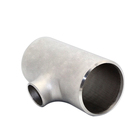 Widely Used Butt Welding Stainless Steel Pipe Reducing Tee