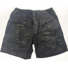 Черные спортивные пляжные шорты, MCBK Camo XL(Китай)