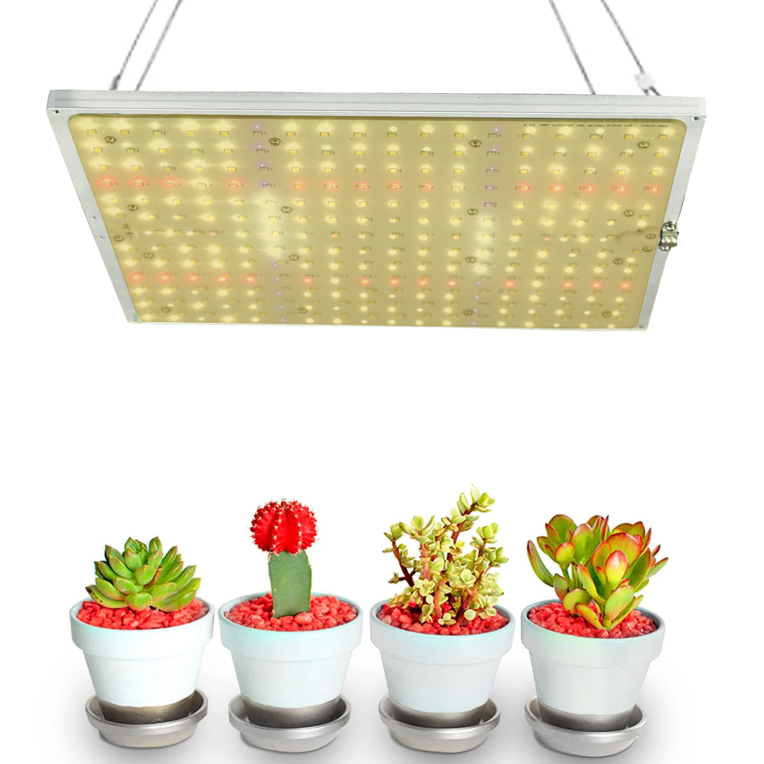 Waterproof Full Spectrum LED Grow Light for Indoor Plants Growing Seeding Blooming