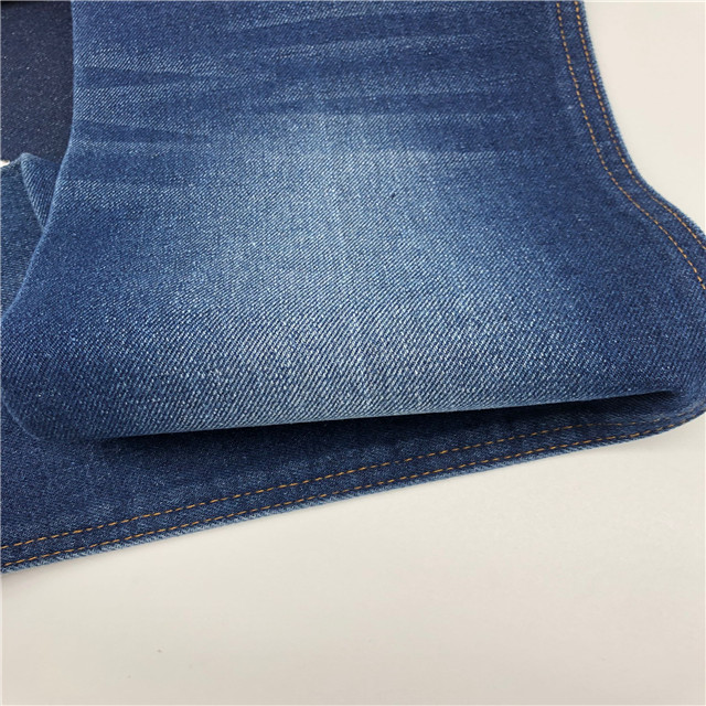 14oz cotton twill jeans fabric for ile maurice market