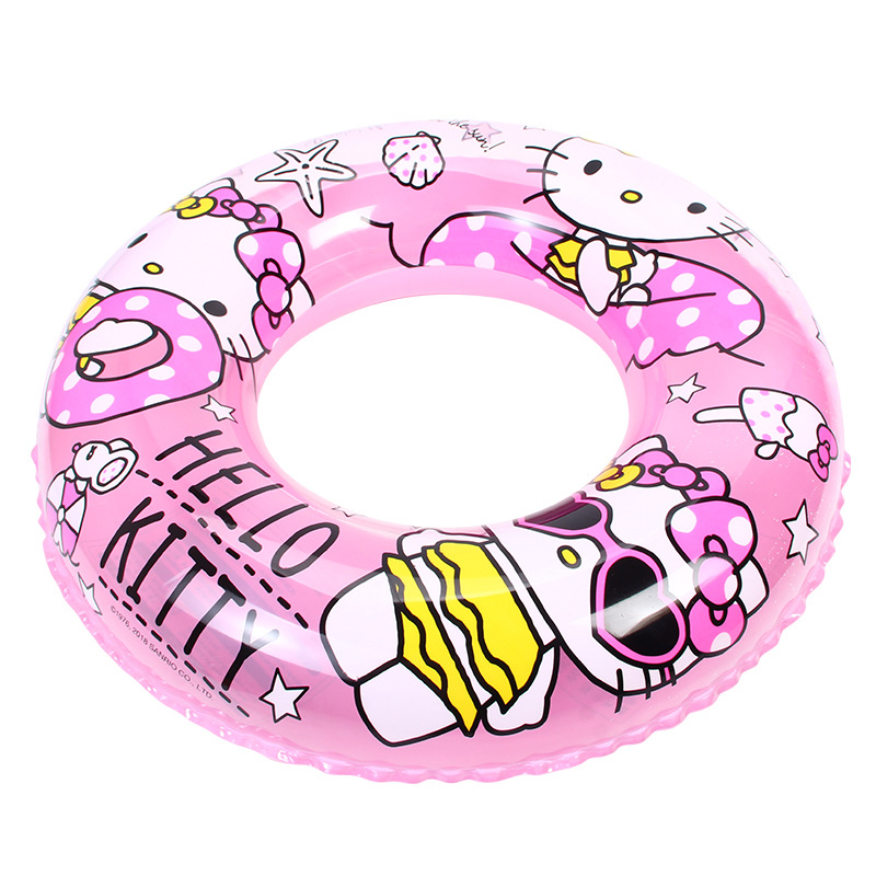 inflatable water park tube swim ring float 60cm