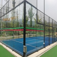 Paddle Tennis Court Equipment