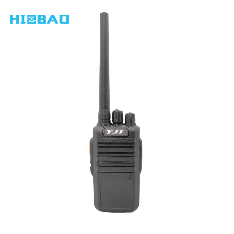 Cheap A300 5W UHF 1-3km Durable Battery Walkie Talkie for Site <strong>Communication</strong>
