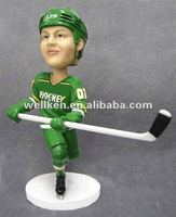 2012 hockey player bobble head