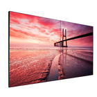 Factory Price High Quality Floor Standing 2x2 55 inch 500nits 3.5mm DID LCD TV Video Wall for Advertising Built in Matrix