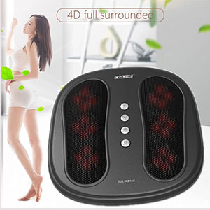 New Fashion Style Full Foot Massager Machine , Health Care Foot Massager Fast Shipping