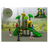 2019 Haofeng children fun outdoor activities games playground outdoor backyard playgrounds HF-G004C