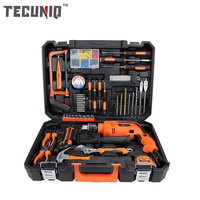 TECUNIQ hot sale Electric Tool 47 PCS ectric power tool motor tool set