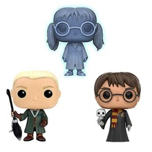 <span class=keywords><strong>FUNKO</strong></span> <span class=keywords><strong>POP</strong></span> Harry Potter Moaning Myrtle DRACO 31 แฮร์รี่ 61 ไมร์เทิล 19Malfoy ไวนิลตุ๊กตา Action FIGURE Collection ของเล่นคอลเลกชัน