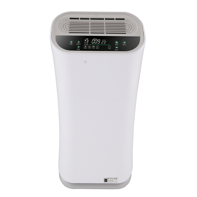 PM2.5 Portable Negative ions Air Purifiers UVC Air Purification H13 Hepa Filter Air Purifier