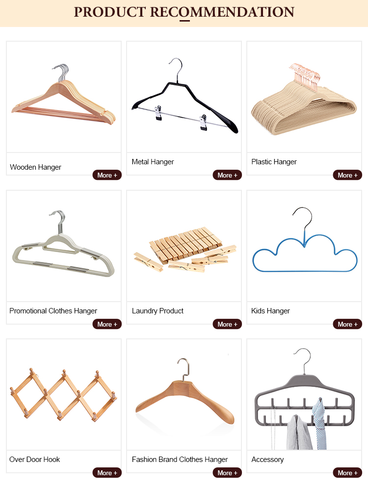 Luxury customized fashionable metal clothes hangers shiny custom rose gold metal hanger