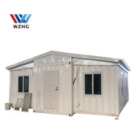 Business promotion USA standard strengthen type 20ft expandable prefab modular house for wholesale