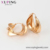 99047 xuping jewellery shop interior decoration elegance 18k gold multiply hoop earring