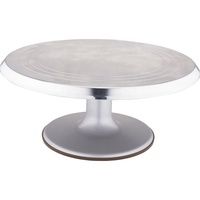 Baking Tool Kitchen Pan Anti-skid Round Cake Plate Turntable Rotating Cake Stand Cake Decorating Rotary Table
