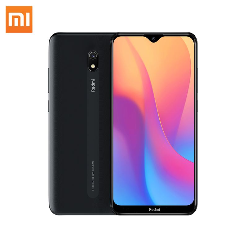 "Global Version Xiaomi Redmi 8A 2GB 32GB 6.22"" 5000mAh Mobile Phone"
