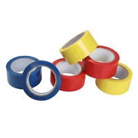 Quality Guaranteed Industry Packing Use Brand Logo Advertising Printed Custom Color Bopp Plastic Packing Tape