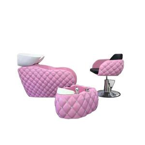 Washing Hair Shampoo Chair / shampoo bed for Hair Salon Equipment Chair