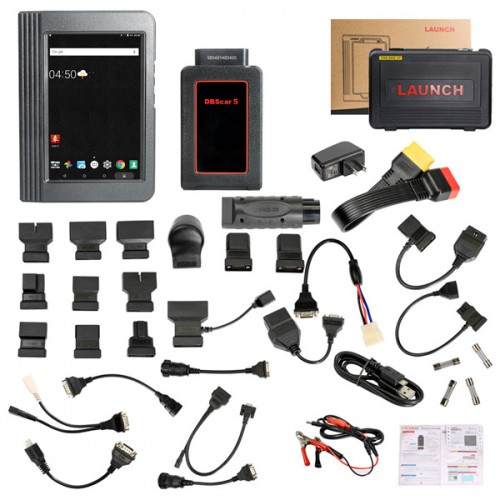 Two Years Free Update Launch X431 8 inch Car Diagnostic Scanner Tool Launch X431 <strong>V</strong>