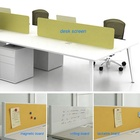 Factory price general type modular mobile furniture office table workstation