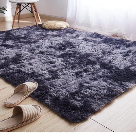 תוספות סיטונאי רך שטיח אריחי חדר שינה ליד מיטת נורדי קטיפה ריצוף שטיח שטיח