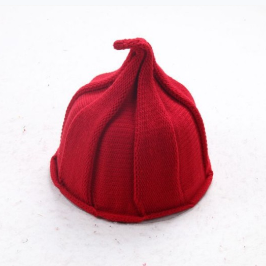 <strong>New</strong> kid's knitted beanie <strong>hats</strong> baby lovely christmas <strong>hat</strong>