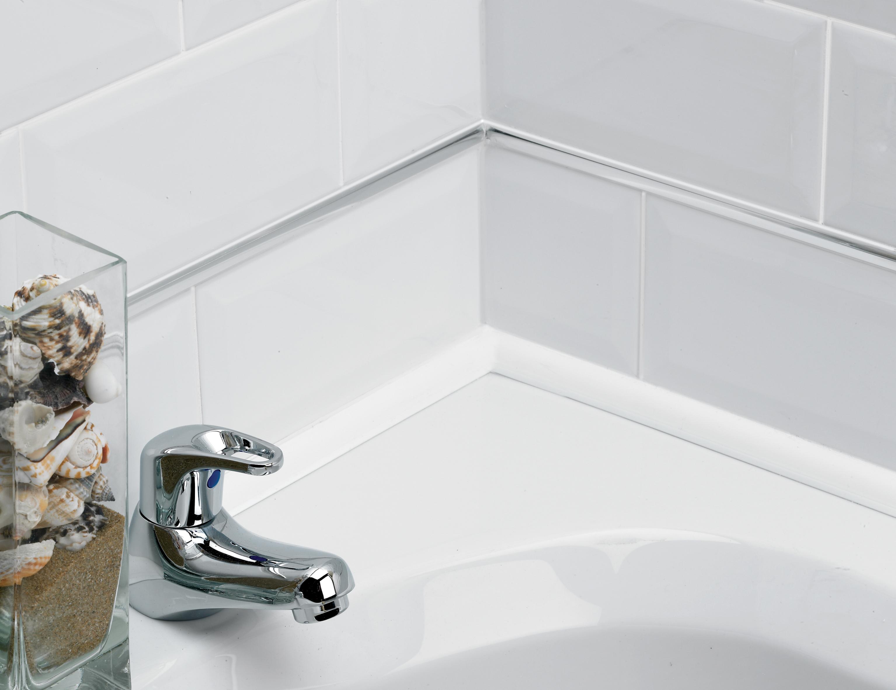 Peel And Stick Caulk Bathroom Sealing Trim Strip For Bathtub Buy Bathroom Sealing Trim Strip Caulk Strip For Bathtub Peel And Stick Caulking Tape Product On Alibaba Com