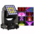big event light 25*15w RGBW 4in1 LED matrix moving head light for wedding party with wash effect performance