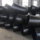 Pipe Fitting Elbow Customized Large Diameter High Pressure High Strength Carbon Steel Pipe Fitting Elbow