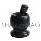 Amazon Hot Selling Marble Mortar and Pestle Factory Direct Stone Mortar and pestle