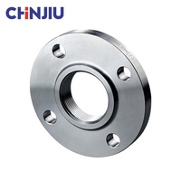 DIN2655 PN6 Standard screwed flange / DIN 2566 PN16 forged Rc threaded pipe flanges