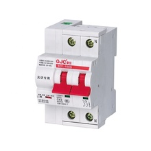 QJC OEM ODM Großhandel BD1-100S 2P C63 Circuit Breaker Photovoltaik <span class=keywords><strong>Automatische</strong></span> Reclosing