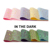 New Arrival 75mm Glow in the Dark Chunky Ribbon Decorative Ribbon Sculpture Hair Clip Wholesale