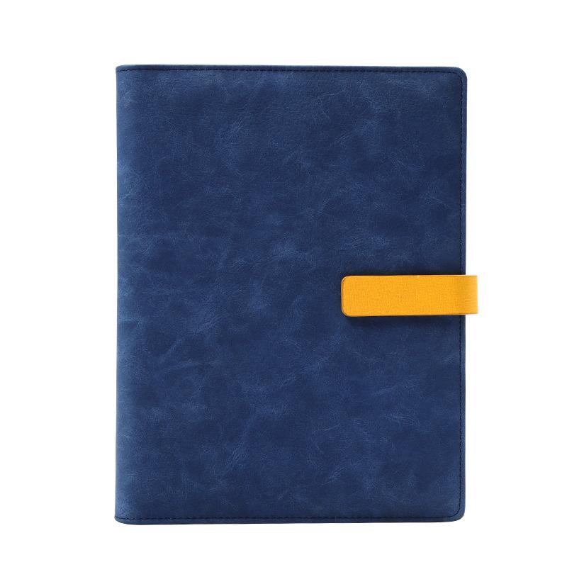 A5 кожаный блокнот на спирали, оригинальный офисный личный дневник/еженедельник, органайзер, кольцо, канцелярские принадлежности, 2020(Китай)