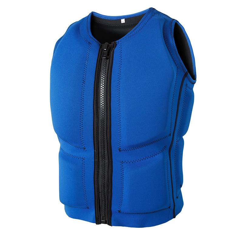 approval CE adult <strong>life</strong> vest bouyance neoprene <strong>life</strong> <strong>jacket</strong> for water sports