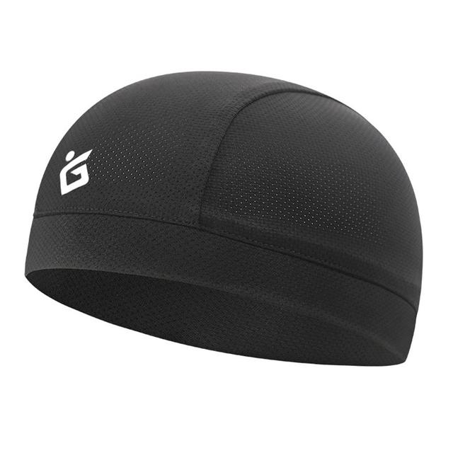 Ruimin Cycling Skull Cap,Wicking Quick Dry Breathable Hat Summer Inner Liner Cap Perfect for Running Cycling,Sports Beanie Motorcycle
