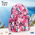 Wholesale Customized Korean Version Decorative Pattern Backpack Practical Travel Bag Schoolbag