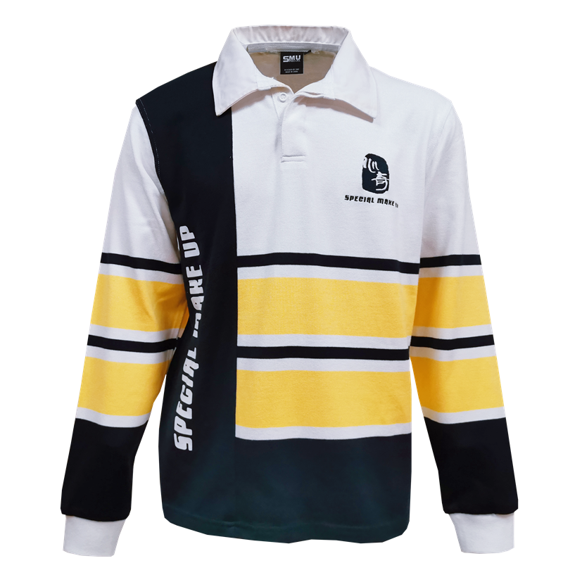 Rugby Jumper Front